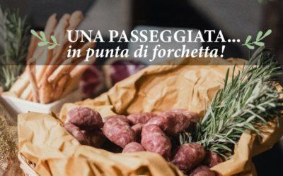 Itinerario gastronomico: Passeggiata in Punta di Forchetta nelle Terre del Vescovado (stando comodamente a casa)